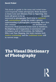 The Visual Dictionary of Photography - 1st Edition book cover