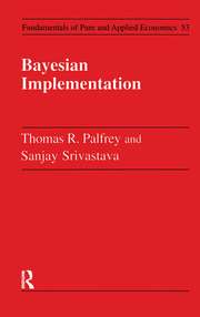 Bayesian Implementation - 1st Edition book cover