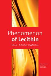 Phenomenon of Lecithin - 1st Edition book cover