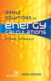 Simple Solutions to Energy Calculations - 6th Edition book cover