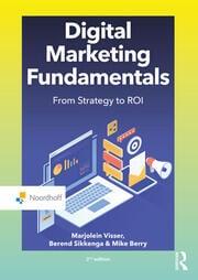 Digital Marketing Fundamentals - 2nd Edition book cover