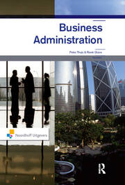 Business Administration - 1st Edition book cover