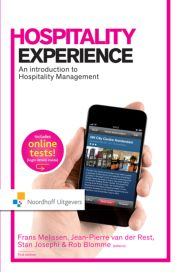Hospitality Experience - 1st Edition book cover