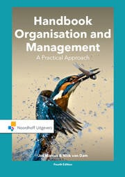 Handbook Organisation and Management - 1st Edition book cover