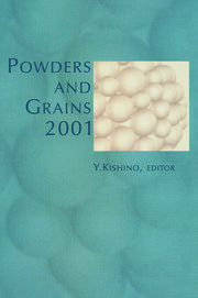 Powder and Grains 2001 - 1st Edition book cover