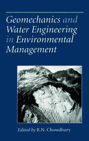 Geomechanics and Water Engineering in Environmental Management - 1st Edition book cover