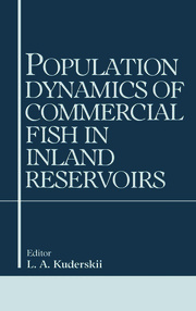 Population Dynamics of Commercial Fish in Inland Reservoirs - 1st Edition book cover