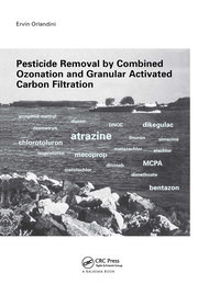 Pesticide Removal by Combined Ozonation and Granular Activated Carbon Filtration - 1st Edition book cover