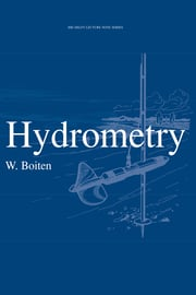 Hydrometry - 1st Edition book cover