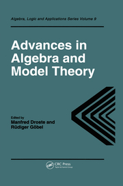 Advances in Algebra and Model Theory - 1st Edition book cover