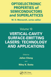 Vertical-Cavity Surface-Emitting Lasers - 1st Edition book cover