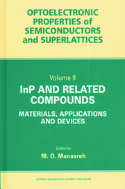 InP and Related Compounds: Materials, Applications and Devices