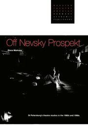 Off Nevsky Prospekt - 1st Edition book cover