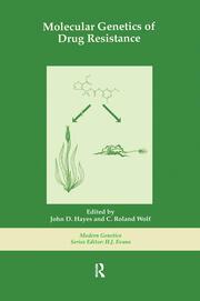 Molecular Genetics of Drug Resistance