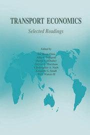 Transport Economics - 1st Edition book cover