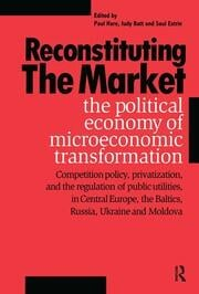 Reconstituting the Market - 1st Edition book cover