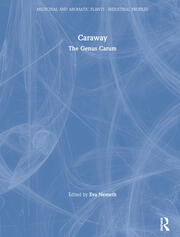 Caraway: The Genus Carum