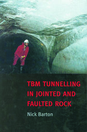 TBM Tunnelling in Jointed and Faulted Rock