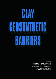 Clay Geosynthetic Barriers