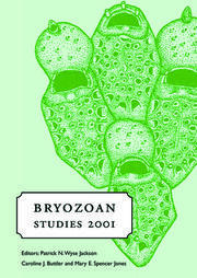 Bryozoan Studies 2001: Proceedings of the 12th International Bryozoology Associaton Conference, Dublin, Ireland, 16-21 July 2001