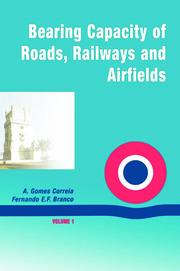 Bearing Capacity Of Roads - 1st Edition book cover