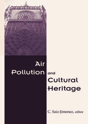 Air Pollution and Cultural Heritage