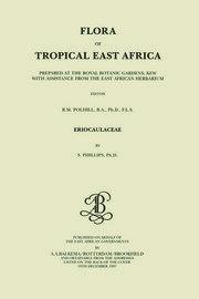 Flora of Tropical East Africa - Eriocaulaceae (1997)