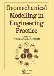 Geomechanical Modelling in Engineering Practice - 1st Edition book cover