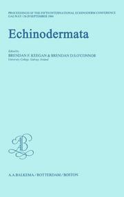 Echinodermata