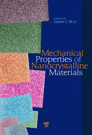 Mechanical Properties of Nanocrystalline Materials