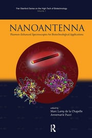 Nanoantenna: Plasmon-Enhanced Spectroscopies for Biotechnological Applications