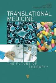 Translational Medicine - 1st Edition book cover