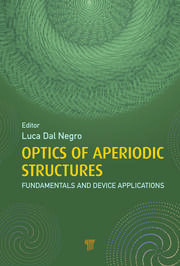 Optics of Aperiodic Structures: Fundamentals and Device Applications