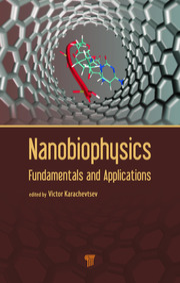 Nanobiophysics - 1st Edition book cover