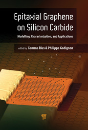 Epitaxial Graphene on Silicon Carbide - 1st Edition book cover