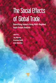 The Social Effects of Global Trade - 1st Edition book cover