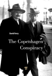The Copenhagen Conspiracy - 1st Edition book cover