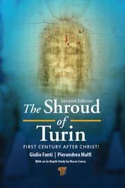 The Shroud of Turin - 2nd Edition book cover