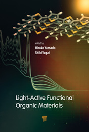 Light-Active Functional Organic Materials - 1st Edition book cover