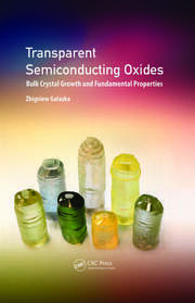 Transparent Semiconducting Oxides - 1st Edition book cover