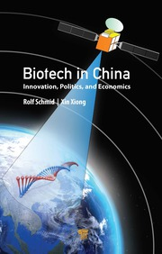 Biotech in China - 1st Edition book cover