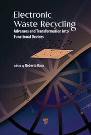 Electronic Waste Recycling - 1st Edition book cover