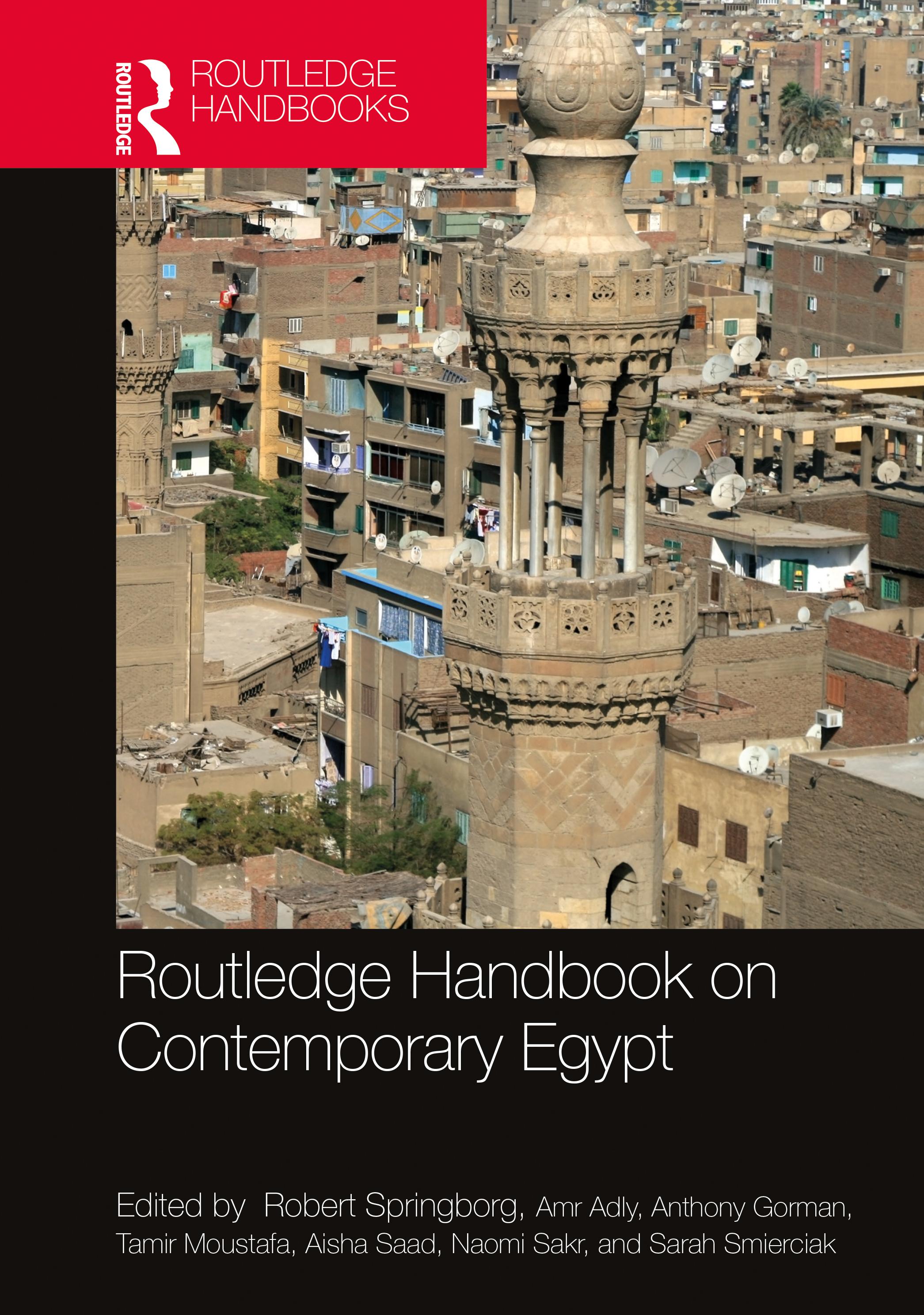 Routledge Handbook On Contemporary Egypt 1st Edition Robert Sprin