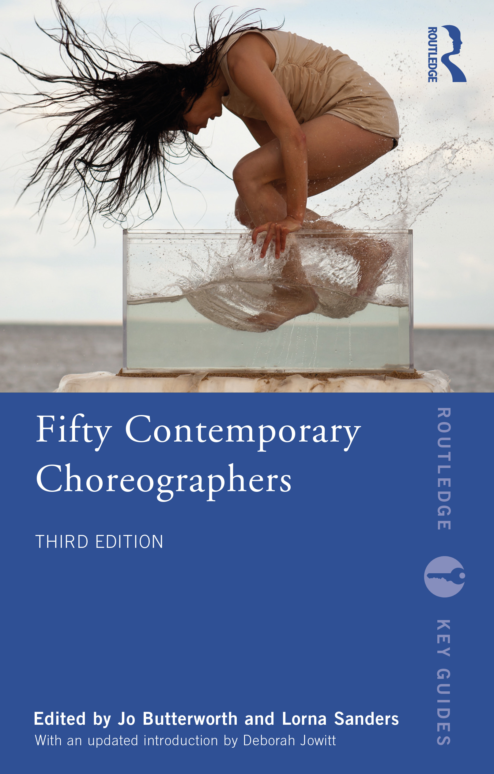 Fifty Contemporary Choreographers - 3rd Edition - Jo Butterworth - Lo