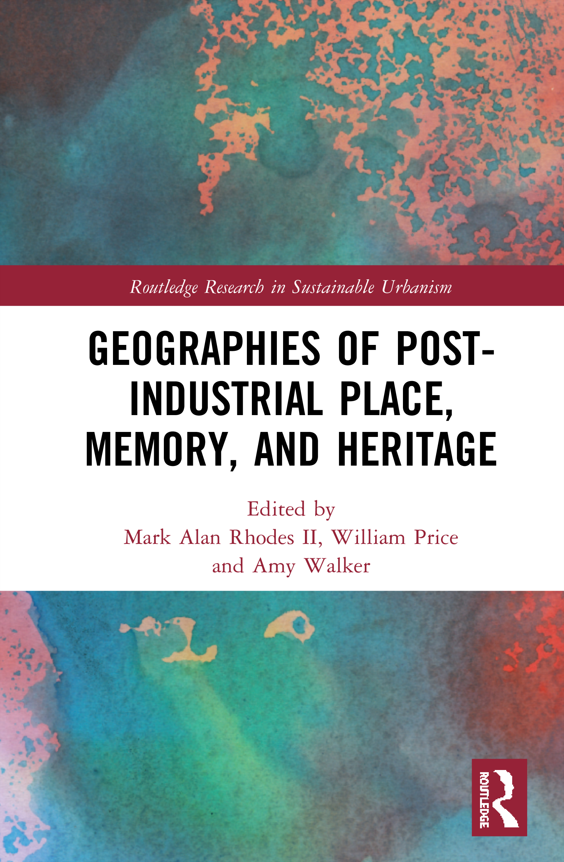 Post-Industrial Geographies cover image