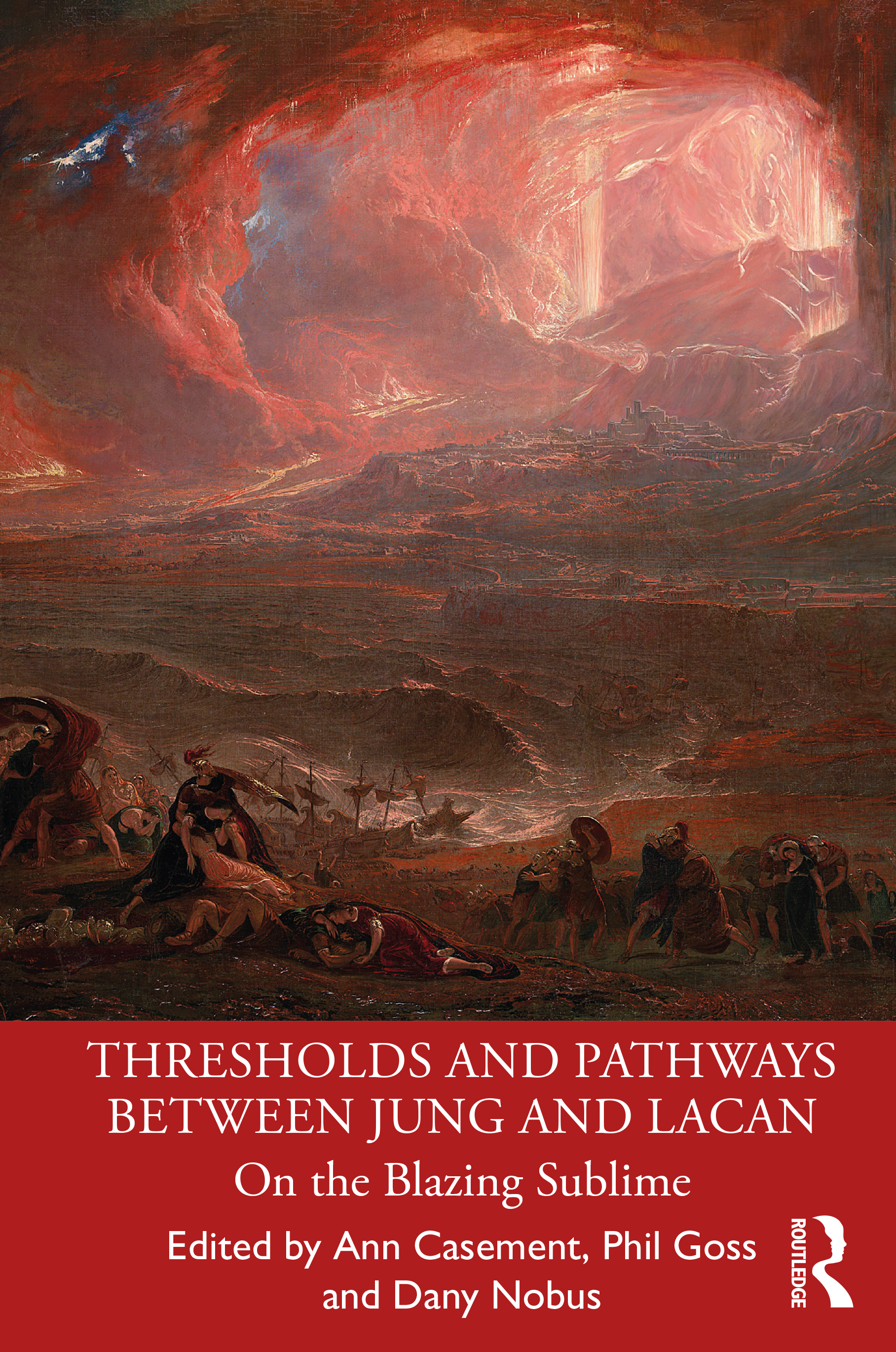 Thresholds And Pathways Between Jung And Lacan On The Blazing Sublime