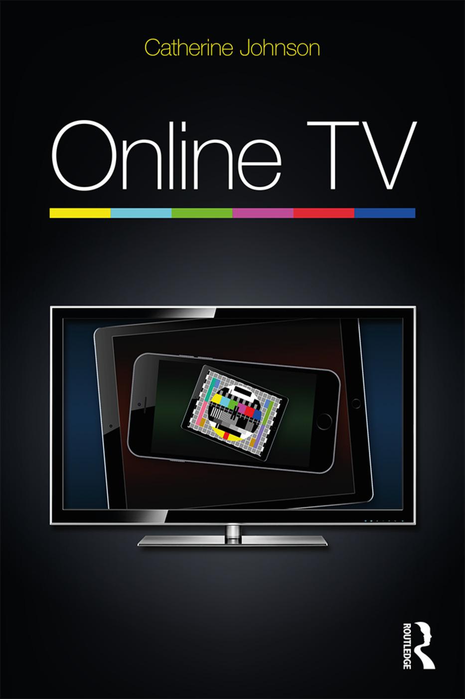 Вывеска онлайн-телевидения с мазками спектральной кисти на белом фоне. Красочный дизайн кисти с градиентом. Этикетка Шаблон Бумажная иллюстрация вектора. Клипарты, векторы, и Набор Иллюстраций Без Оплаты Отчислений. Изображение 106226854.