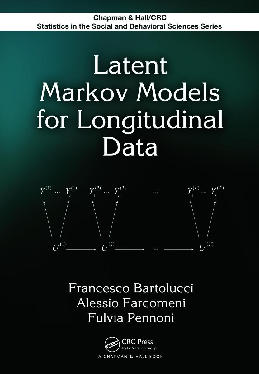 Latent Markov Models For Longitudinal Data 1st Edition Francesco