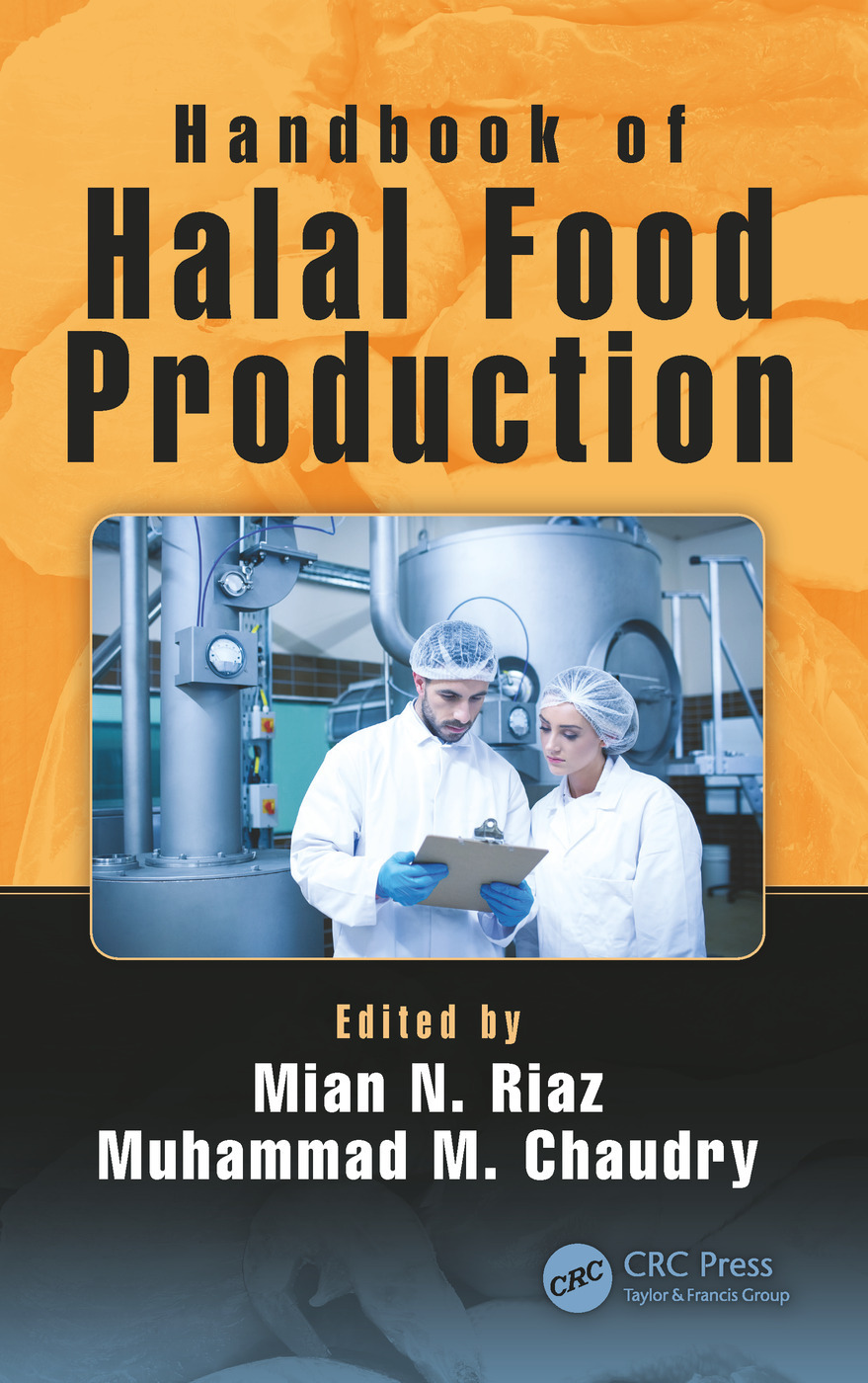 Handbook Of Halal Food Production 1st Edition Mian N Riaz Muha