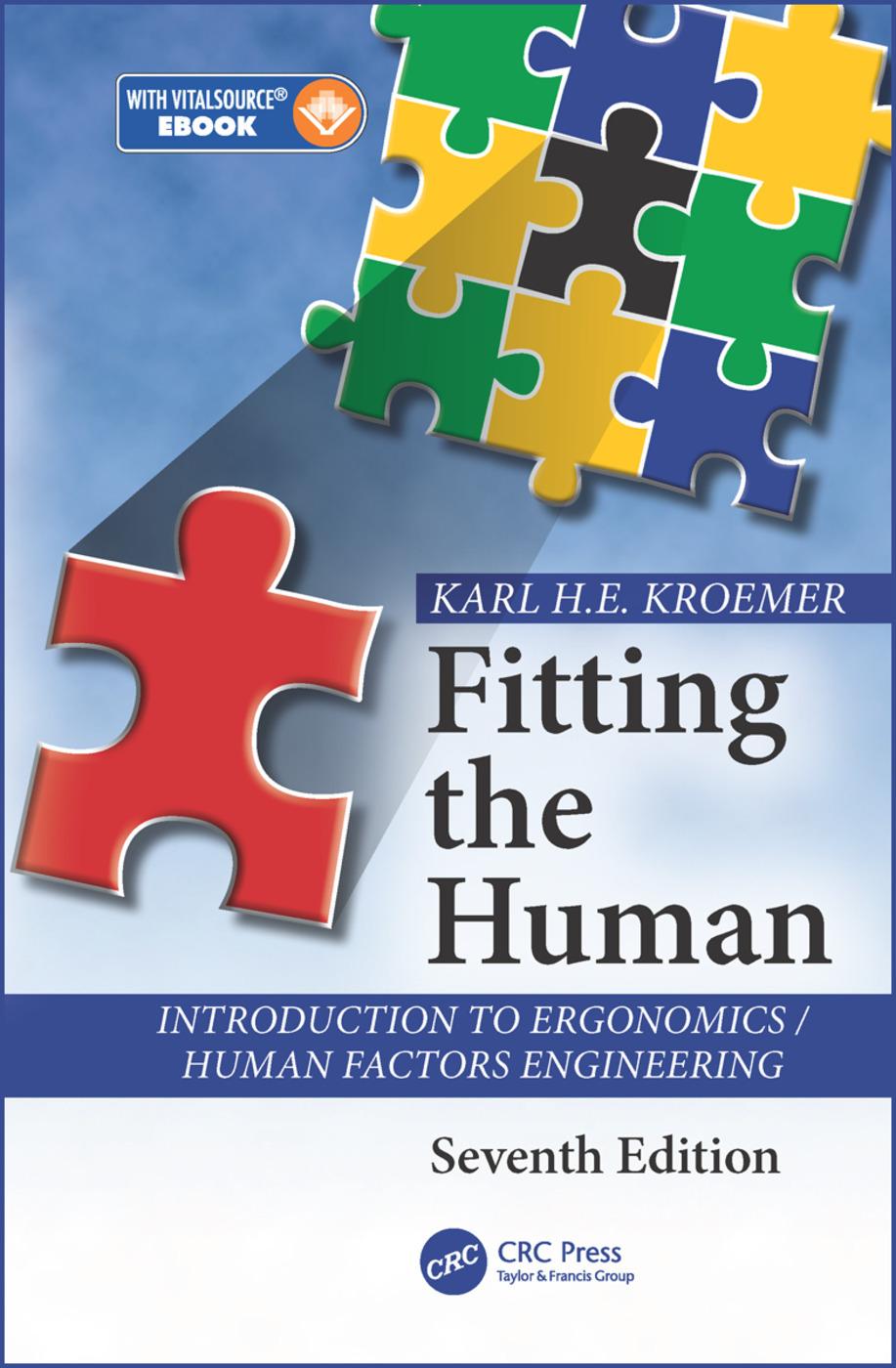 Fitting The Human Introduction To Ergonomics Human Factors Engineer